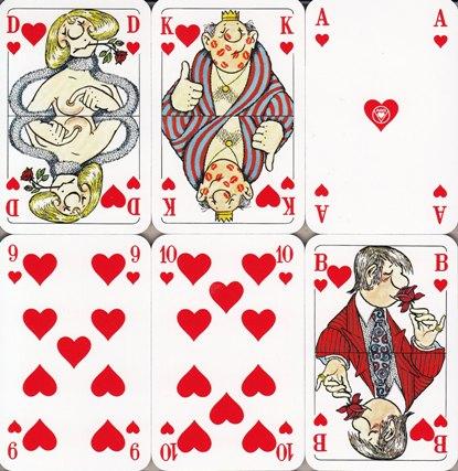 Kartenspiele Skatblatt